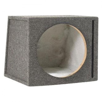 "Scosche® - 10"" SE Series Vented Subwoofer Box"