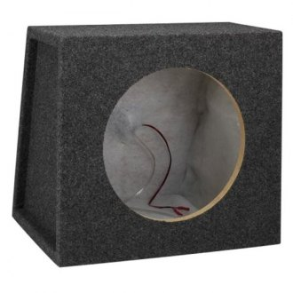 "Scosche® - 12"" SE Series Vented Subwoofer Box"