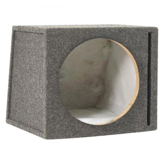 "Scosche® - 15"" SE Series Vented Subwoofer Box"