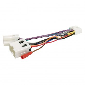 smnn03clr16b_6 nissan 350z oe wiring harnesses & stereo adapters carid com clarion wiring harness adapter at mifinder.co