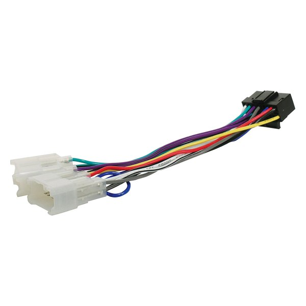 Vehicle Wire Harness Radio Conecti on