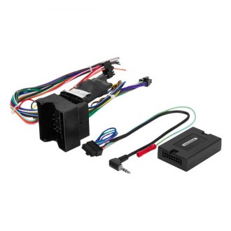 Scosche® - Performance Series Factory Stereo Replacement Interface with Steering Wheel Controls