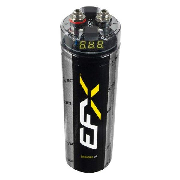 Scosche® EFXDCAP1 - True 1-Farad Stiffening Capacitor