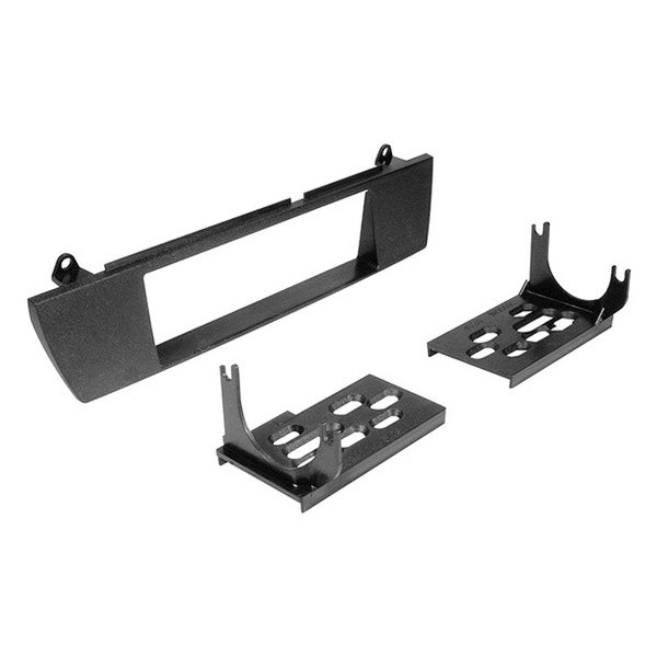 Scosche® - Single DIN Stereo Dash Kit with ISO Mount