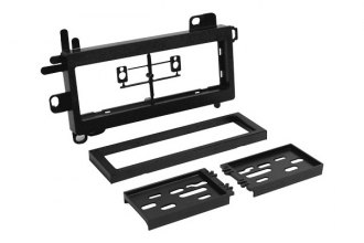 Scosche® - Single DIN Stereo Dash Kit with Brackets