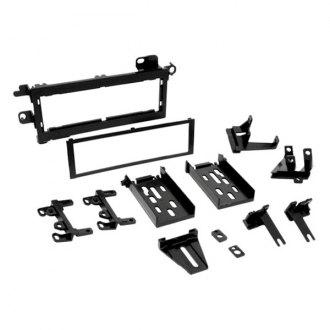 Scosche® - Single DIN Black Stereo Dash Kit