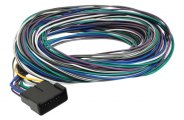 Scosche® - 18 ft. Speaker Harness from Factory Amplifier to Stereo