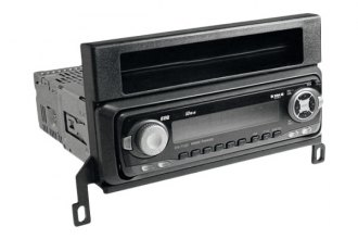 Scosche® - Single DIN Stereo Dash Kit with Storage Pocket