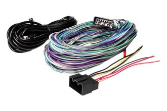 Scosche® - Wiring Harness, Radio Relocation