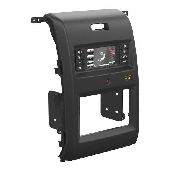 scosche 174 fd6206b ford f 150 2014 din black stereo dash kit