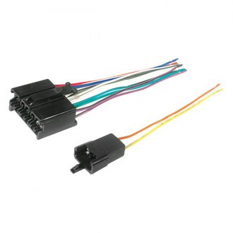 Scosche® - Wiring Harness with OEM Radio Plugs