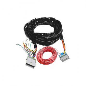 Scosche® - Wiring Harness, Radio Relocation, 17' Extension with Speaker