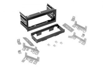 Scosche® - Single DIN Multi Purpose Installation Dash Kit with Universal Brackets