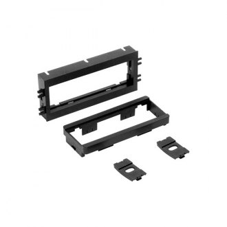 "Scosche® - Single DIN Black Stereo Dash Kit with 5/8"" Extension"