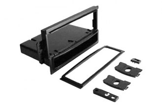 Scosche® - Single DIN Stereo Dash Kit with 2 CD Pocket