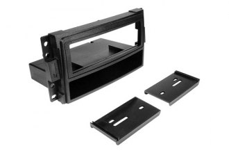 Scosche® - Single DIN Stereo Dash Kit with Pocket