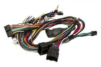 Scosche® GM28-29H - Wiring Harness, Plugs Into Car Harness