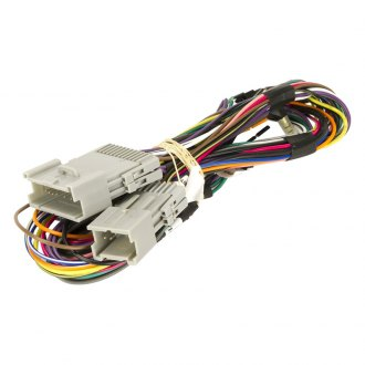 Scosche® - Wiring Harness with OEM Plugs, GM Class II Retention