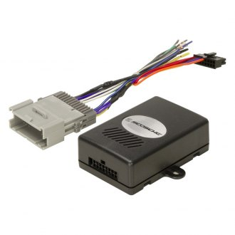 Scosche® - Factory Stereo Replacement Interface with Integrated Chime, GM Class II Retention