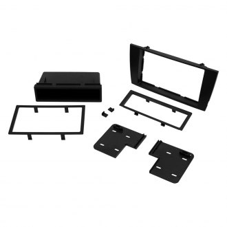 Scosche® - Double DIN Stereo Dash Kit with Pocket