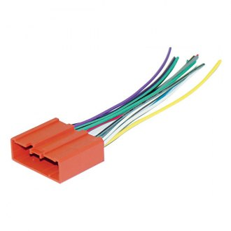 Scosche® - Wiring Harness with OEM Plugs