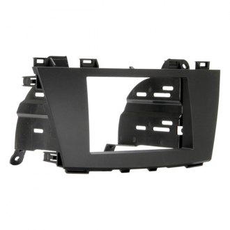 Scosche® - Single / Double DIN Black Stereo Dash Kit