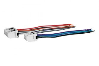 Scosche® - Wiring Harness, Plugs Into OEM Radio