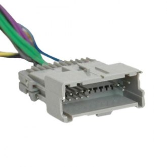 Scosche® - Harness for S3-1/S3-SR1 Interface