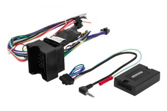 Scosche® - Factory Stereo Replacement Interface with Steering Wheel Controls