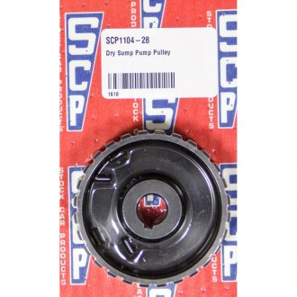 SCP® - Oil Pump Drive Pulley