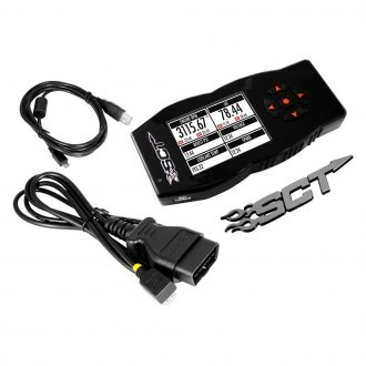 SCT Performance® - X4 Series Power Flash Programmer