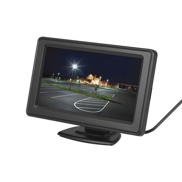 "ScyTek® - 4.5"" LCD Screen Monitor Universal Mount"