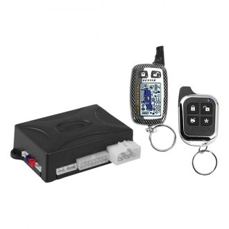 ScyTek® - Astra 300 Remote Start System with One 4-Button and One 5-Button 2-Way LCD Remotes