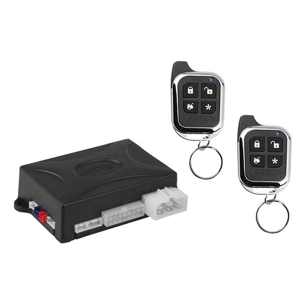 ScyTek® - Astra 300 Remote Start System With Two Sleek 4-Button Remotes
