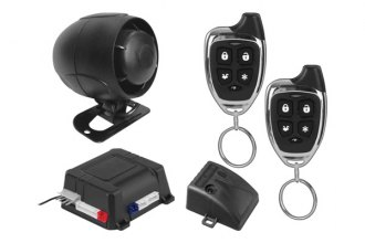 ScyTek® - Galaxy Series Complete Security System With 5-Button Remotes And Extended Range Receiver