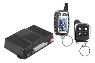 ScyTek® - Galaxy 2000 2-Way Remote Start 5-Button Remote Data Bus Port