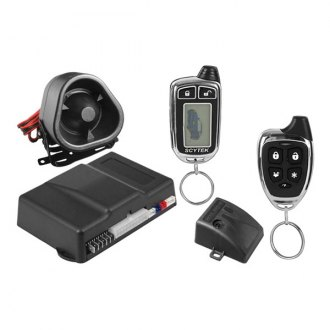 ScyTek® - Galaxy 5000 2-Way Security Remote Start 2-Way LCD Remote Data Bus Port