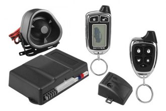 ScyTek® - Galaxy 5000 Security And Remote Start System