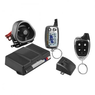 ScyTek® - Galaxy 5000 2-Way Security And Remote Start System