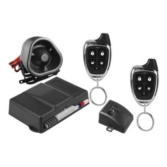 ScyTek® - Galaxy 5000 Security Remote Start With Two 5-Button Remotes