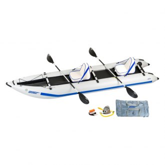 Sea Eagle® - PaddleSki™ Inflatable Catamaran Kayak Kit
