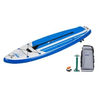 Sea Eagle® - HybridBoard 96 Startup Package with Stand Up PaddleBoard