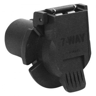 seachoice™ trailer hitches carid com 7 pin rv plug wiring seachoice® 7 way round uscar style car side twist lock connector