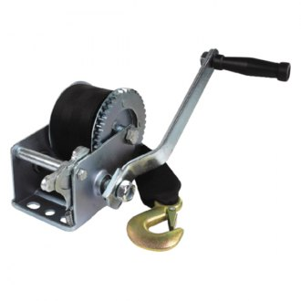 Seachoice® - Manual Trailer Winch with Strap