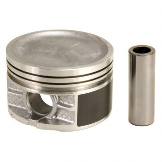 Sealed Power® - DUROSHIELD Skirt Coated Cast Piston with 2 Valve Reliefs