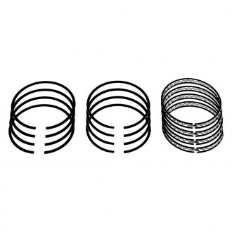 Sealed Power® - Premium Chrome Piston Ring Set