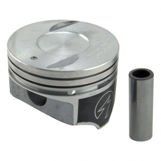Sealed Power® - 1 or 2 Grooves Skirt Coated Cast Hypereutectic Recessed Head Piston with 2 Valve Reliefs
