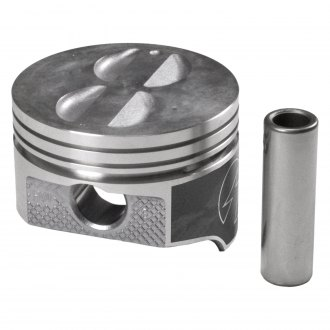 Sealed Power® - Hypereutectic Flat Head DUROSHIELD Skirt Coated Piston With 4 Reliefs
