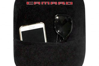 Seat Armour® - Black Console Cover without Logo