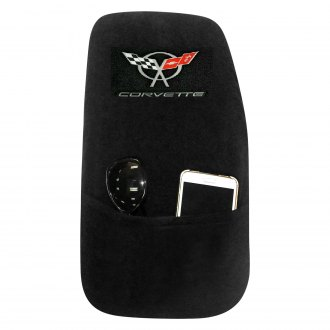 Seat Armour® - Console Cover with C5 Logo